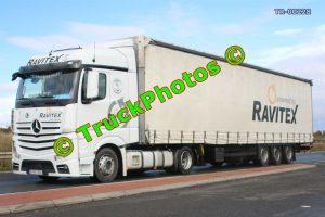 TR-00228 Mercedes Actros Reg:- B56TXB Op:- Ravitex