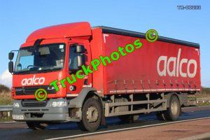 TR-00233 DAF LF Reg:- FL63UFH Op:- Aalco