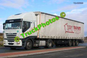 TR-00235 Iveco Stralis Reg:- EL675BV Op:- Appio
