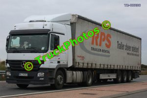 TR-00236 Mercedes Actros Reg:- WL54353 Op:- RPS Trailer Rental
