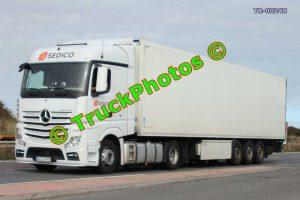 TR-00248 Mercedes Actros Reg:- WZ2679N Op:- Sedico