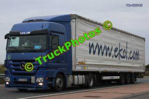 TR-00249 Mercedes Actros Reg:- 34EB7030 Op:- Ekol