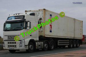 TR-00251 Volvo FH Reg:- YN58ZZS Op:- TAL