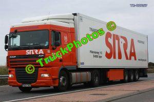 TR-00257 DAF XF Reg:- FAD342 Op:- Sitra