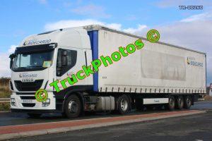 TR-00260 Iveco Stralis Reg:- 2822HTD Op:- Bidecargo