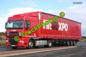 TR-00262 DAF XF Reg:- AR11UTO Op:- WeAreXpo