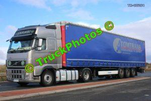 TR-00264 Volvo FH Reg:- GPU3X66 Op:- Tomtrans