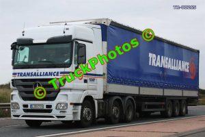 TR-00265 Mercedes  Reg:- LXN719 Op:- Transalliance