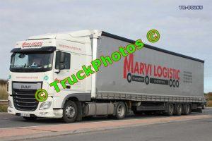 TR-00269 DAF XF Reg:- VL63MRV Op:- Marvi Logistic