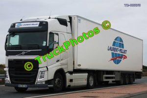 TR-00273 Volvo FH Reg:- DQ516CW Op:- Laurent-Pelliet