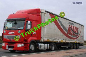 TR-00284 Renault  Reg:- 34VA1106 Op:- MARS Logistics