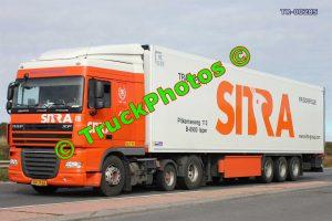 TR-00285 DAF XF Reg:- BVJF64 Op:- Sitra