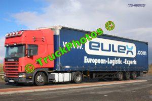 TR-00287 Scania  Reg:- FHM426 Op:- Eulex