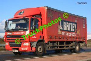 TR-00293 DAF CF Reg:- PN07HHP Op:- L Batley