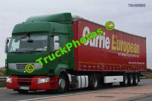 TR-00296 Renault  Reg:- PO101WY Op:- Currie European