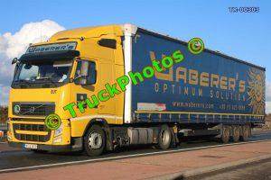 TR-00303 Volvo FH Reg:- MIA819 Op:- Waberer's