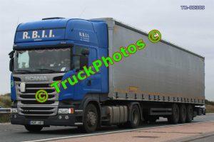 TR-00309 Scania R410 Reg:- HDF481 Op:- RBII