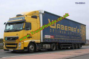 TR-00314 Volvo FH Reg:- MSG474 Op:- Waberer's
