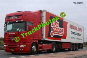 TR-00322 Scania V8 580 Reg:- IAE3873 Op:- Liko Giannis