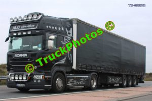 TR-00323 Scania  Reg:- AG20LKW Op:- ALC Spedition