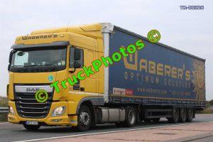 TR-00326 DAF XF Reg:- MTT121 Op:- Waberer's