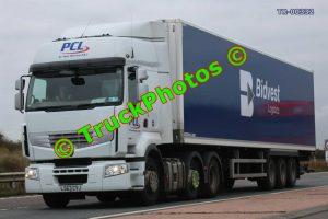 TR-00332 Renault  Reg:- LS63CVJ Op:- Bidvest Logistics