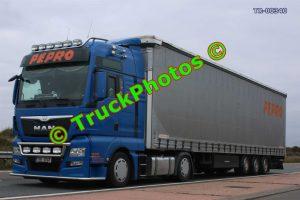 TR-00340 MAN  Reg:- 7U64046 Op:- Pepro