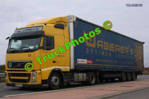 TR-00343 Volvo FH Reg:- MDH661 Op:- Waberer's