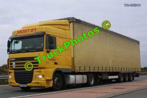 TR-00344 DAF XF Reg:- E5552KC Op:- Most81