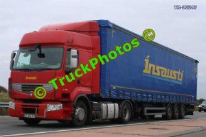 TR-00347 Renault  Reg:- 25NS61 Op:- Insausti