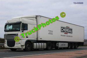 TR-00353 DAF XF Reg:- WGM4H13 Op:- Chereau