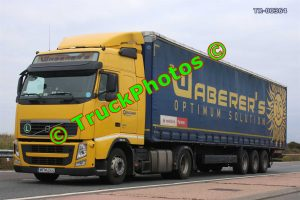 TR-00364 Volvo FH Reg:- MFM244 Op:- Waberer's