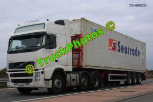 TR-00368 Volvo FH Reg:- KY58MFF Op:- Seatrade
