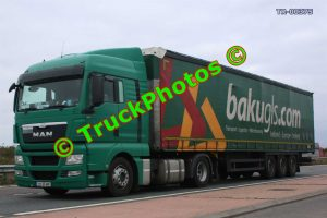 TR-00375 MAN  Reg:- 132WX699 Op:- Bakugls