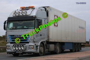 TR-00380 Iveco Stralis Reg:- DJ12TIR Op:- TIP