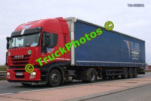 TR-00381 Iveco Stralis Reg:- B28PBG Op:- Vlase