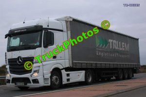 TR-00385 Mercedes Actros Reg:- KPNS690 Op:- Tri Lem