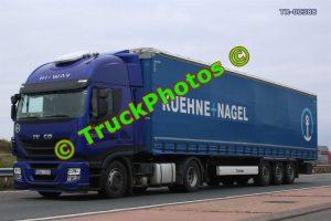 TR-00388 Iveco Stralis Reg:- HAL111 Op:- Kuehne+Nagel