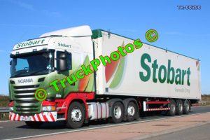 TR-00390 Scania R450 Reg:- PY64CXE Op:- Stobart