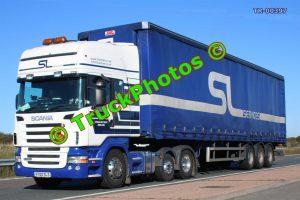 TR-00397 Scania R420 Reg:- R700SLS Op:- SL Services