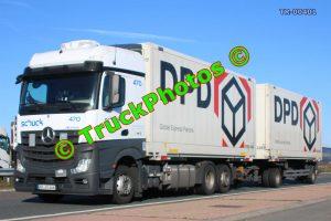 TR-00401 Mercedes Actros Reg:- ABAS466 Op:-  DPD