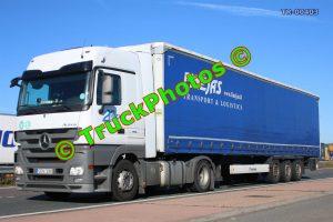 TR-00403 Mercedes Actros Reg:- GEN288 Op:- Finejas