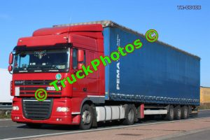 TR-00408 DAF XF Reg:- AB34NEL Op:- Pema