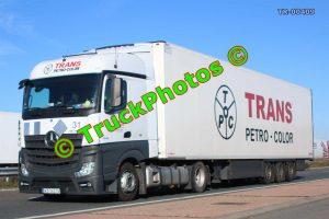 TR-00409 Mercedes Actros Reg:- WZ3631N Op:- Trans Petro-Color