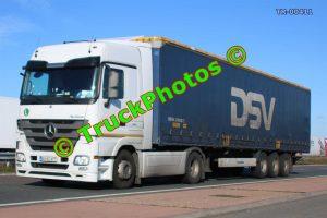 TR-00411 Mercedes Actros Reg:- BV92ATT Op:- DSV