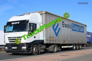 TR-00412 Iveco Stralis Reg:- HD20BDT Op:- Ewals Cargo Care