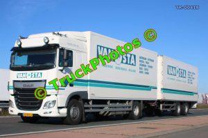 TR-00418 DAF 440 Reg:- 93BFX2 Op:- Vanosta