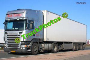 TR-00430 Scania R440 Reg:- BZPJ28 Op:- Nick Turner