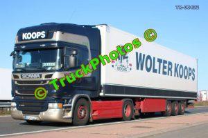 TR-00432 Scania R450 Reg:- BKKO427 Op:- Wolter Koops