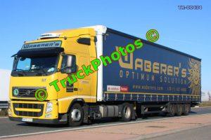 TR-00434 Volvo FH Reg:- MRB216 Op:- Waberer's